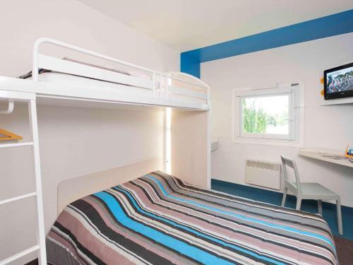 hotelF1 Saint-Die : Hotel near Denipaire