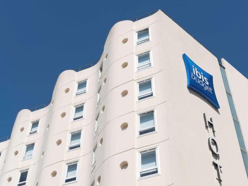 ibis budget Bordeaux Centre - Gare Saint Jean : Hotel near Bègles