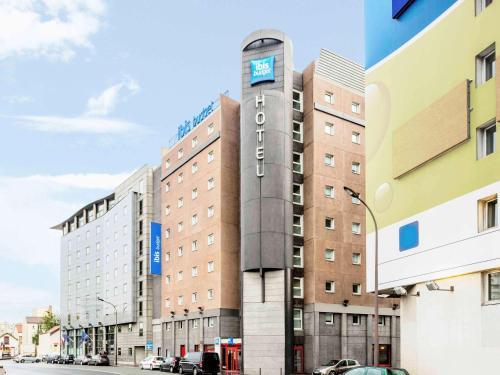 ibis budget Paris Porte d'Italie Est : Hotel near Le Kremlin-Bicêtre