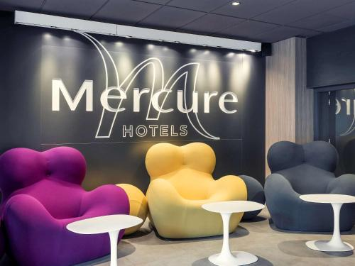 Mercure Paris Alesia : Hotel near Gentilly