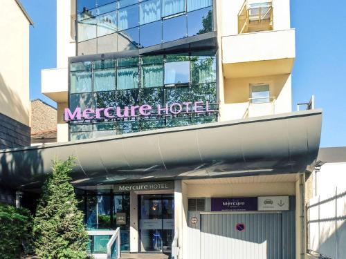 Mercure Paris Malakoff Parc des Expositions : Hotel near Bagneux