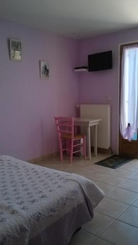 Les 3 Anes : Bed and Breakfast near Saint-Sulpice