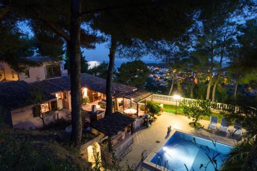 Romantic Villa near Monaco : Guest accommodation near Gorbio