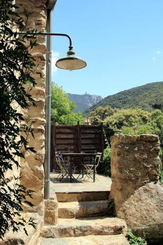 Mas La Bergerie : Guest accommodation near Villelongue-dels-Monts