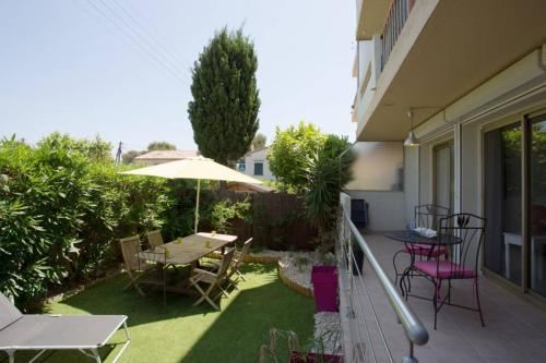 le cytharis : Apartment near La Ciotat
