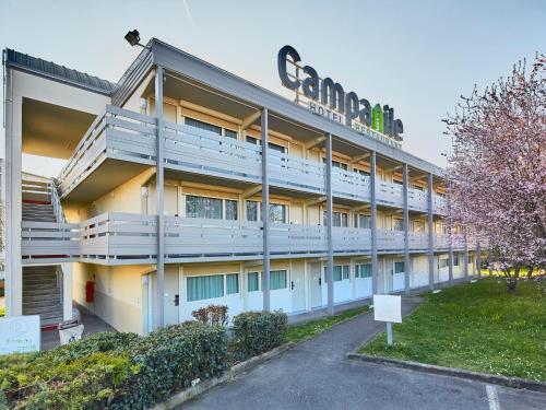Campanile Marne la Vallée - Chelles : Hotel near Gournay-sur-Marne