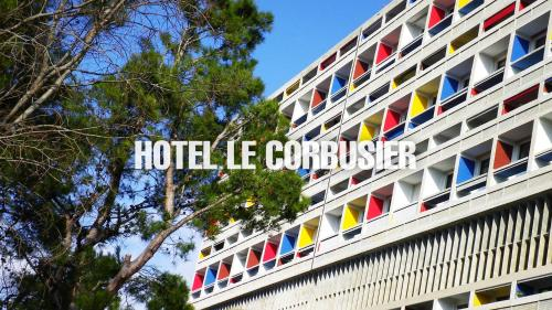 Hotel le Corbusier : Hotel near Marseille 9e Arrondissement