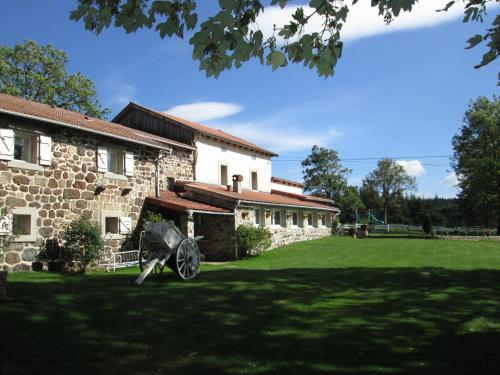 Gite le Retournas : Guest accommodation near Issanlas