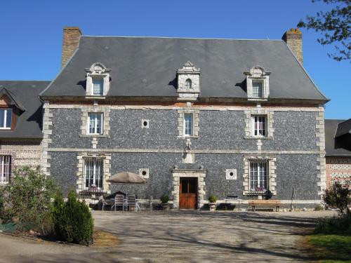 manoir de saint supplix : Guest accommodation near Octeville-sur-Mer