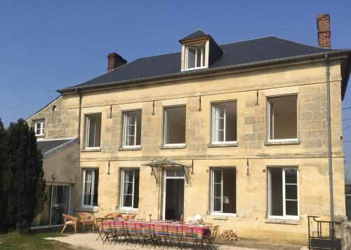 Ichibam, Gîte 15 Personnes : Guest accommodation near Presles-et-Thierny