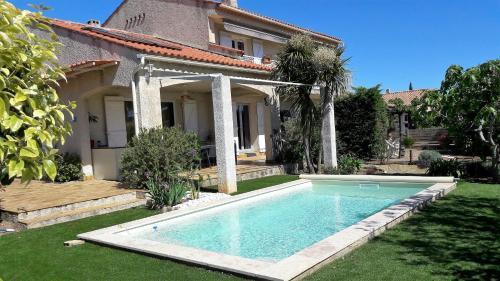 Villa Citronnelle : Apartment near Six-Fours-les-Plages