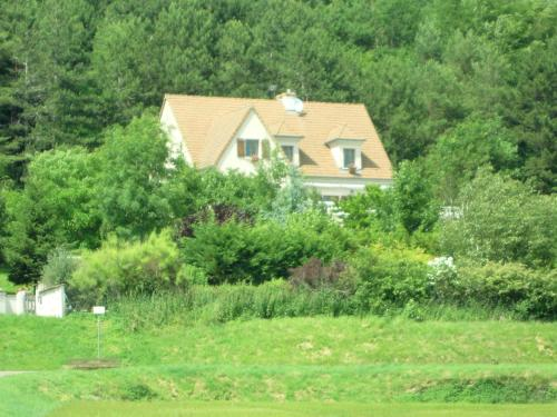 Les Sarguenotes : Bed and Breakfast near Saint-Hélier