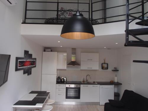 Baou des Blancs, meublé touristique : Apartment near Coursegoules