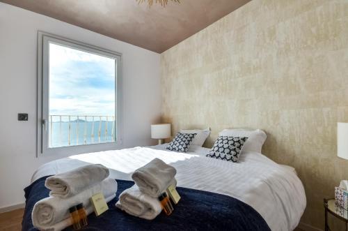 Luckey Homes - Corniche JF Kennedy : Apartment near Marseille 8e Arrondissement