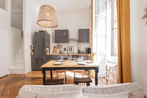 Luckey Homes - Rue des 4 chapeaux : Apartment near Lyon