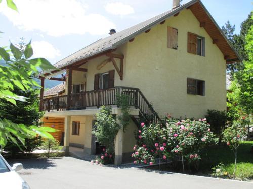 Au Coeur des Ecrins : Apartment near Saint-Martin-de-Queyrières