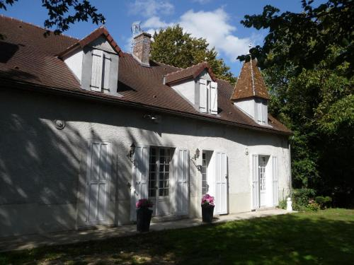 Le 31 la Madeleine : Bed and Breakfast near Soizy-aux-Bois
