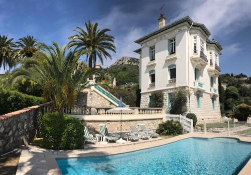 Villa Lorraine : Apartment near Coursegoules