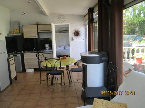 La Colombe : Apartment near Saint-Romain-en-Gal