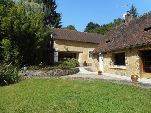 Le Moulin de Monternault : Bed and Breakfast near Vancé