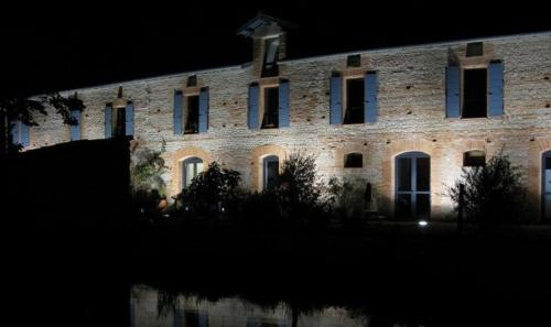 La Ferme O Délices : Bed and Breakfast near Gaillac-Toulza