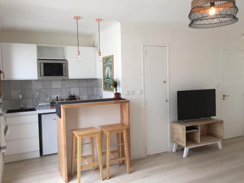 M.I.A : Apartment near Marseille 13e Arrondissement