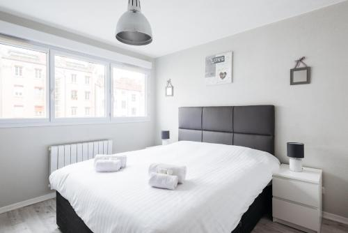 Luckey Homes - Blv Eugene Deruelle : Apartment near Lyon 6e Arrondissement