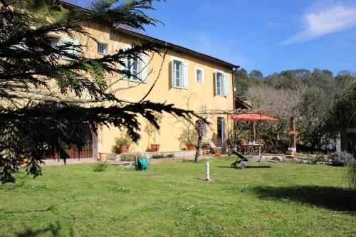Mas provencal : Guest accommodation near La Colle-sur-Loup