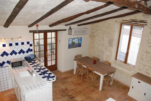 La Petite Maison De Velina : Guest accommodation near Saint-Bonnet-du-Gard