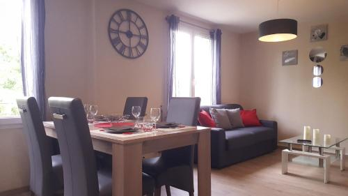 Sweet Home Dijon - Gare : Apartment near Couchey