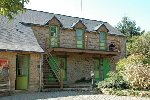 La Jameliniere : Guest accommodation near Chailland