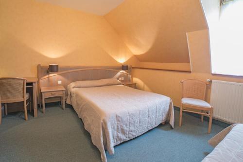Hotel Beau Rivage : Hotel near Hirel