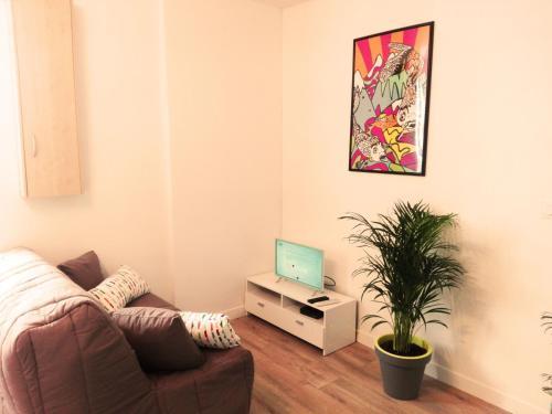 CosyHome Nantes : Apartment near Sainte-Luce-sur-Loire
