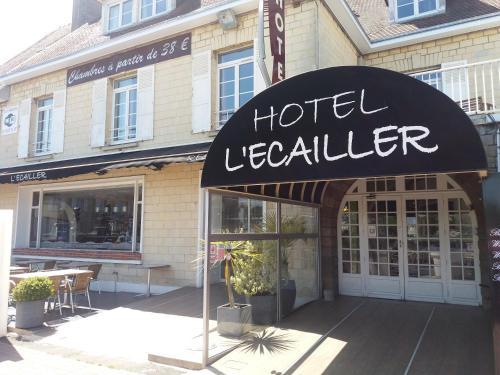 L'Ecailler : Hotel near Escoville