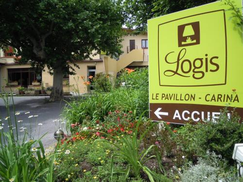 Hotel Restaurant Le Carina : Hotel near Faucon-du-Caire