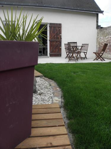 Gite Le Santerre : Guest accommodation near Moreuil