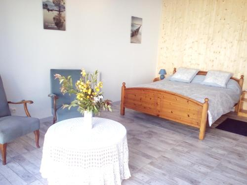 La Forge : Bed and Breakfast near Belin-Béliet