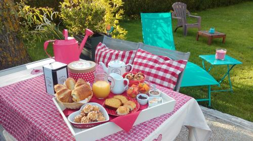 La Gourmandise : Bed and Breakfast near Corbon
