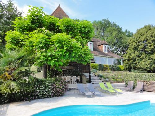 Les Feuillantines Perigord Noir : Bed and Breakfast near Marnac