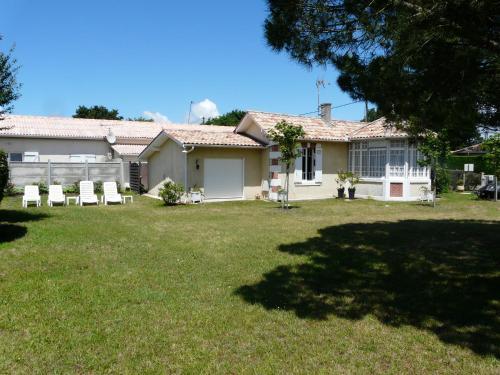 MAISON Classée 3* : Guest accommodation near Gujan-Mestras