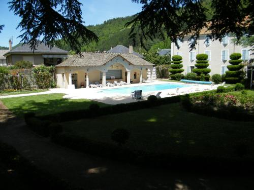 Grand Hôtel du Parc : Hotel near Ispagnac