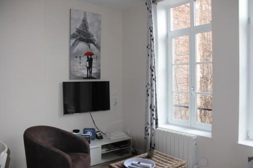 Escalille la Travia : Apartment near Saint-André-lez-Lille