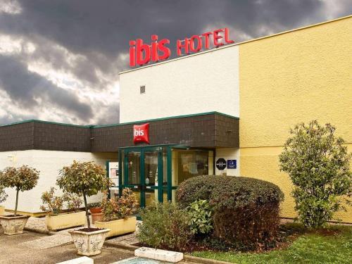 ibis Dijon Sud : Hotel near Corcelles-les-Monts