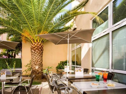 ibis Perpignan Centre : Hotel near Pia