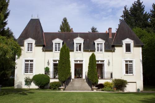 L'Hermitage : Guest accommodation near Sainte-Colombe-sur-Loing