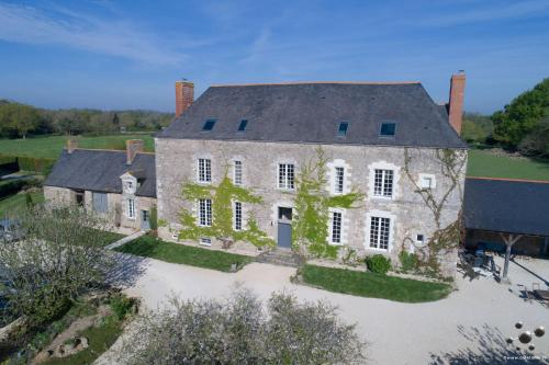 Château de la Garnison : Bed and Breakfast near Orvault