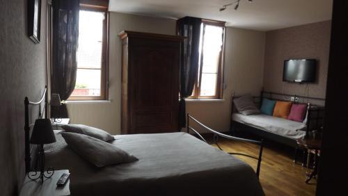 Au Fil de l'Aire : Guest accommodation near Courtémont