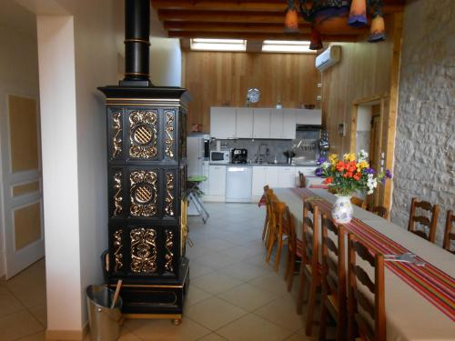 Gite du Cret : Guest accommodation near Franclens