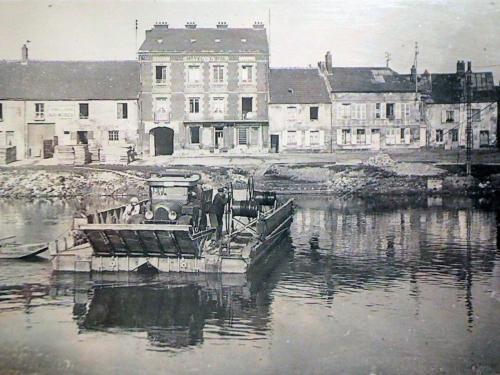 Hotel de L'Oise : Hotel near Verderonne