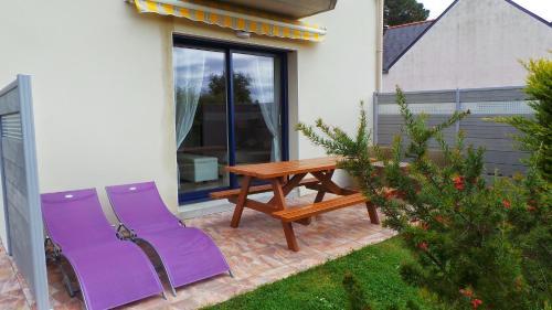 Appartement Océane : Apartment near Groix